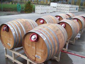 Barrel Fermenting